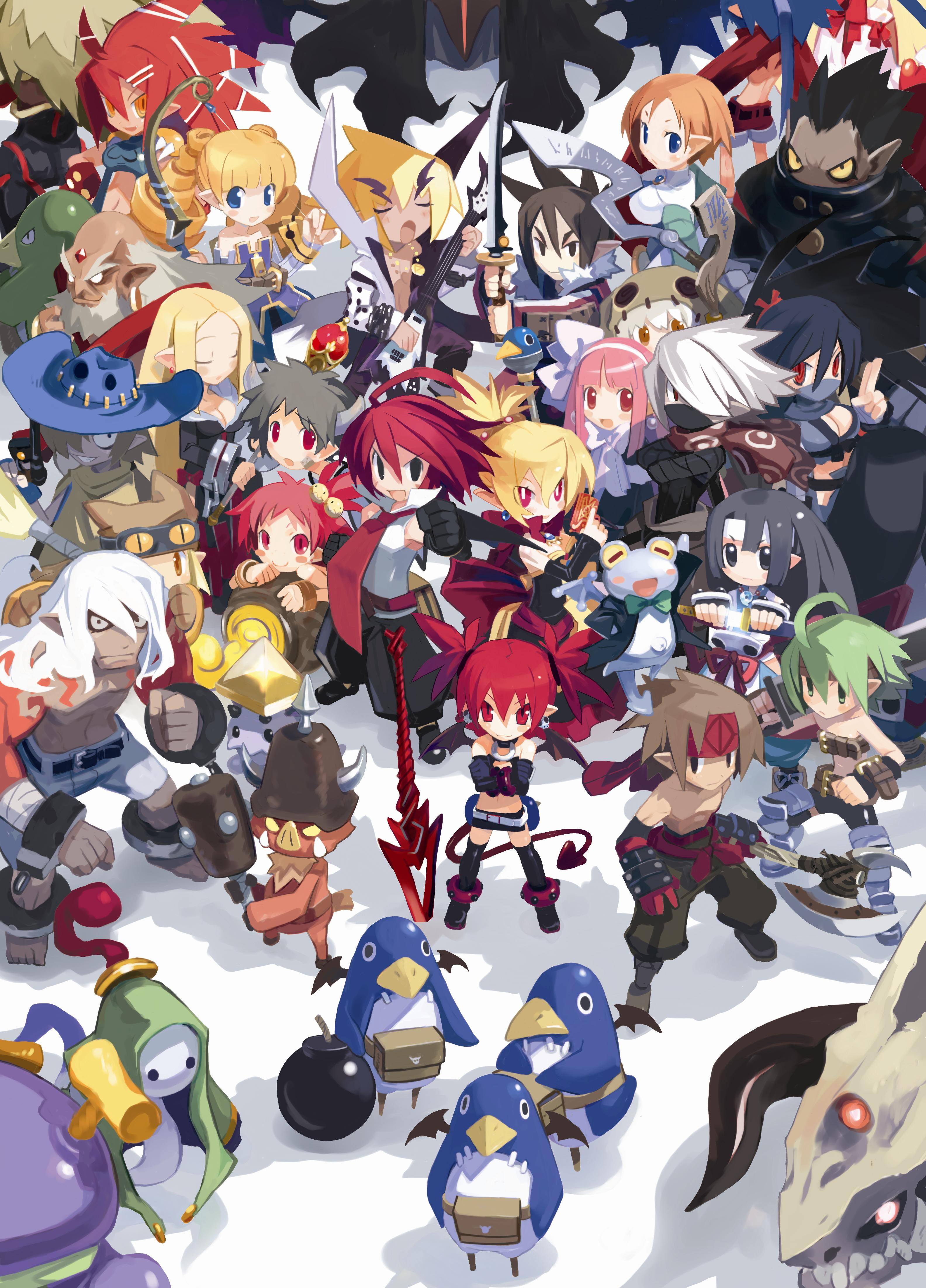 Disgaea PC Game Picture