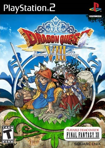 DRAGON QUEST 8 CASINO BINGO